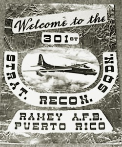 WELCOME TO RAMEY AIR FORCE BASE BOOKLET 1954