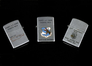 B-52 Days Zippo Lighters