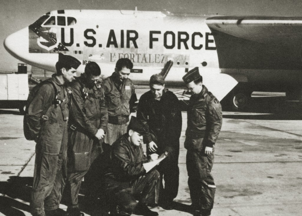 B-52 of the 60TH BS 72ND BW 1961. BORINQUEN FIELD – RAMEY AIR FORCE BASE HISTORY
