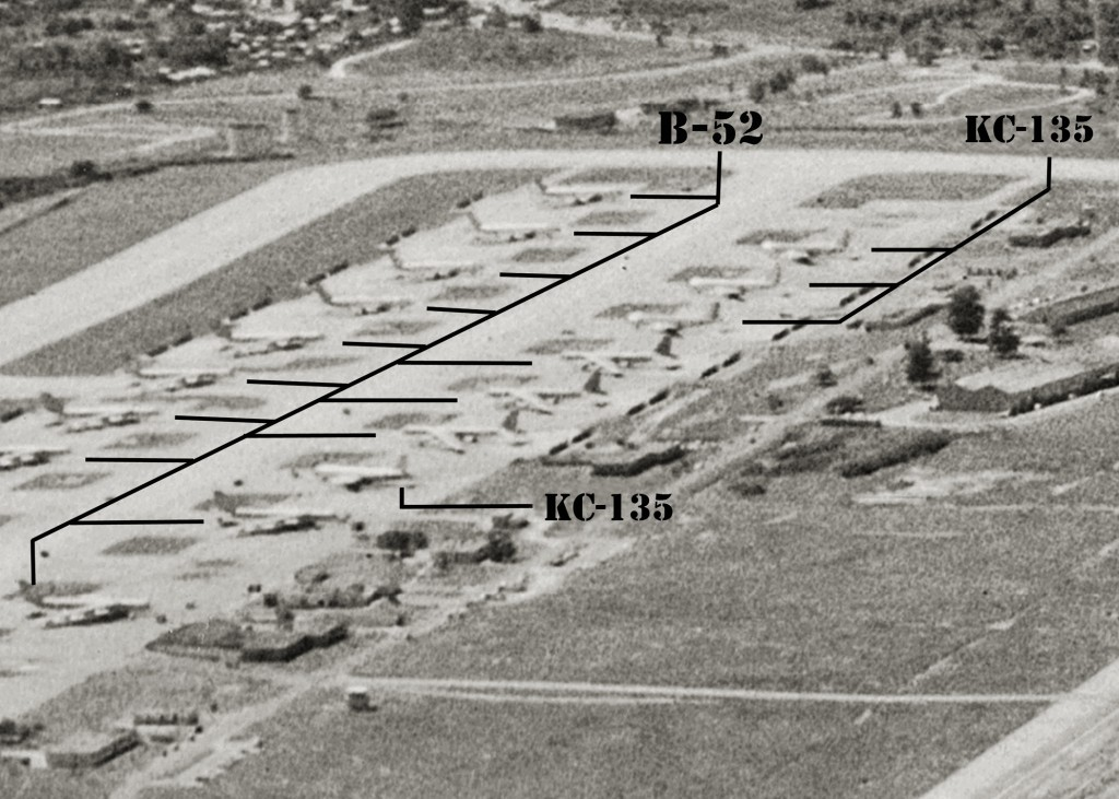 RAMEY AFB ALERT AREA. EARLY 1960. BORINQUEN FIELD – RAMEY AIR FORCE BASE HISTORY