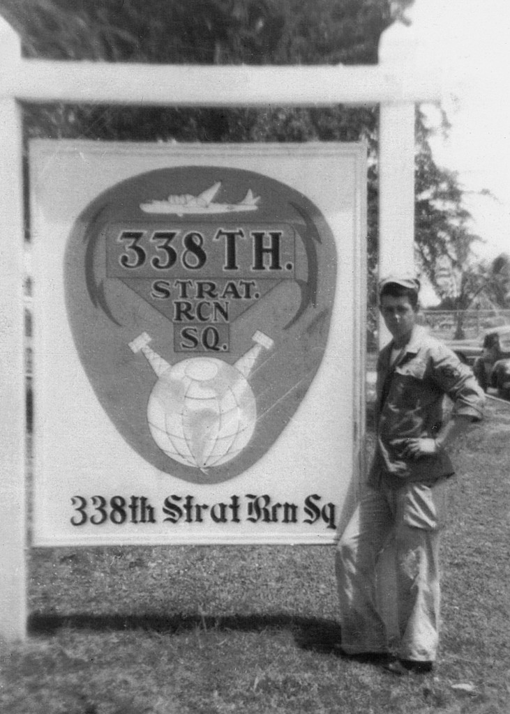338th STRATEGIC RECONNAISSANCE SQUADRON RAMEY AIR FORCE BASE 1950