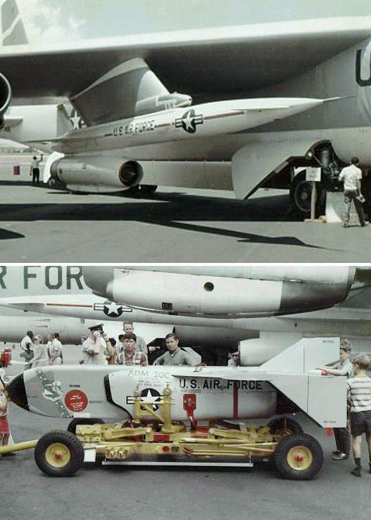 AGM-28 AND GAM-72 AT RAMEY AIR FORCE BASE 1966