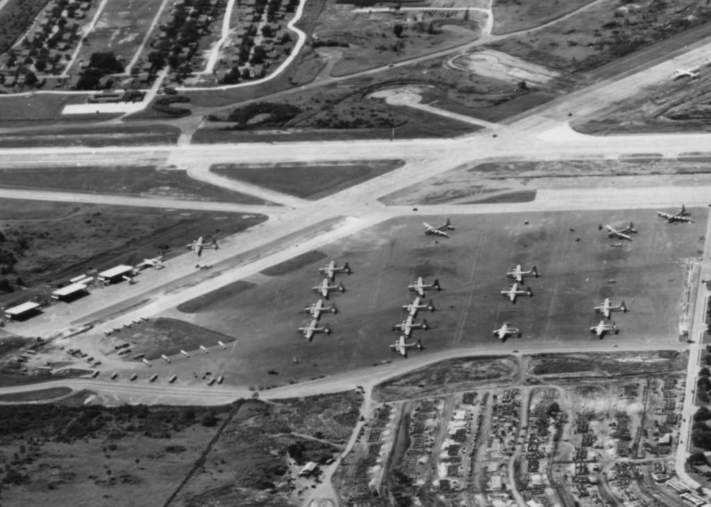338th SRS RB-50 Crew