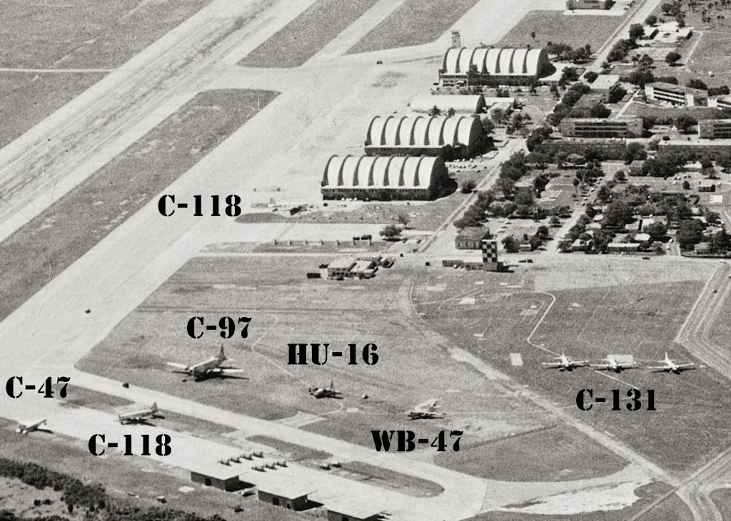 RAMEY AFB CHARLIE AREA 1966. BORINQUEN FIELD – RAMEY AIR FORCE BASE MUSEUM