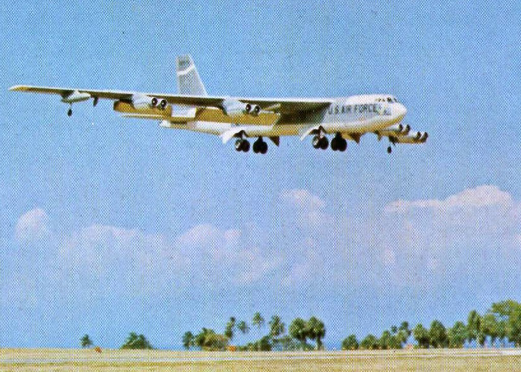 B-52 BORINQUEN FIELD – RAMEY AIR FORCE BASE HISTORY 1969