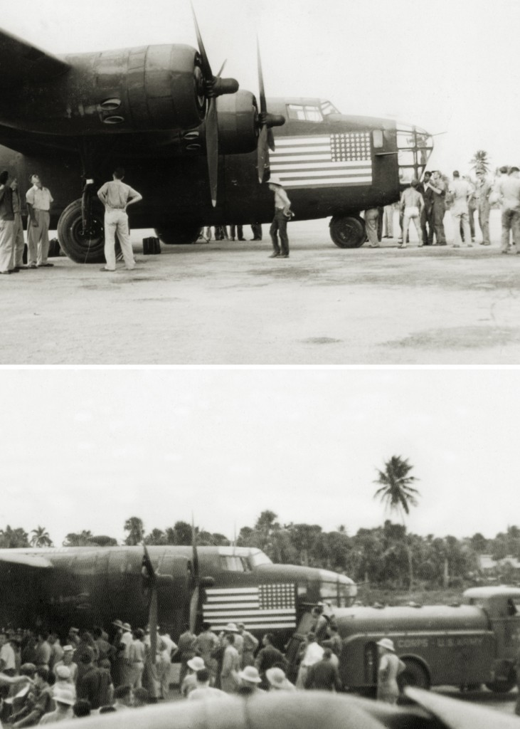 "C-87 ""Arabian Knight"" Borinquen Field – Ramey Air Force Base History 1941"